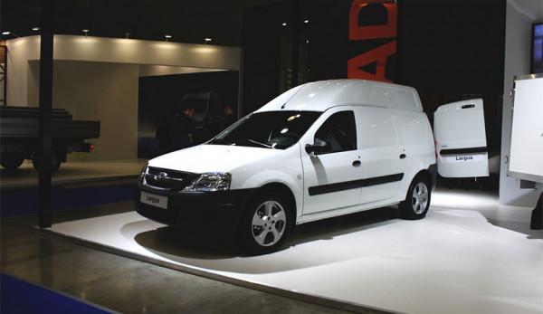 В Тольятти скоро начнут производство автомобилей Lada Largus с высокой крышей