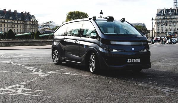 Компания Navya оснастит свои автономные шаттлы новыми колёсами Michelin Acorus