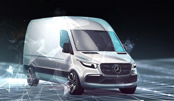 Mercedes-Benz Vans: технический форум Sprinter Innovation Campus
