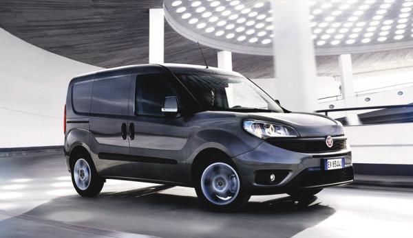 Fiat Doblo возвращается в Россию