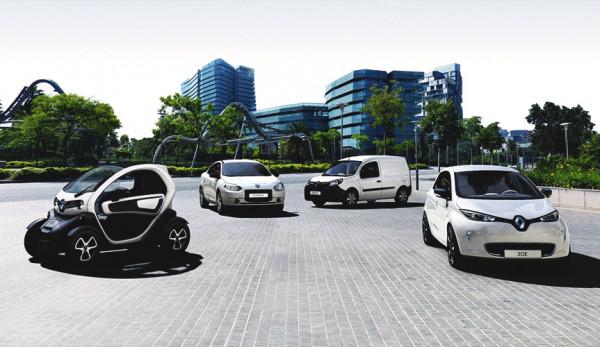Renault открывает первый концептуальный шоурум электромобилей в Европе