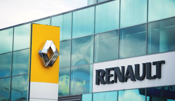 Renault демонстрирует рекордные финансовые результаты за 2017 год