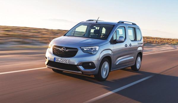 Компания Opel представляет новинку 2018 года – фургон Combo Life