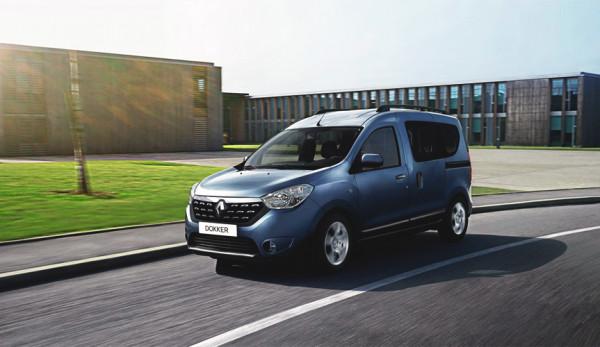 Компания Renault передала Московскому академическому Музыкальному театру новый фургон Dokker