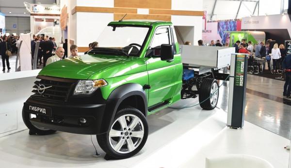 УАЗ планирует выпустить гибридный автомобиль к 2021 году