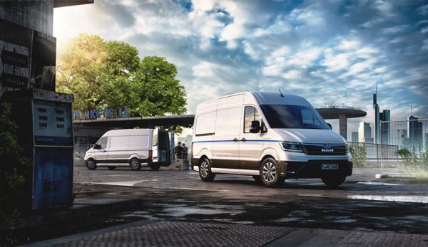Производство электрического фургона MAN TGE начнётся в середине лета