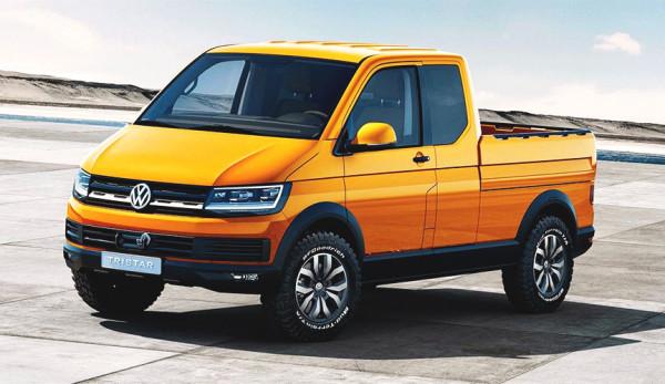 10 самых необычных концептов пикапов от компании Volkswagen