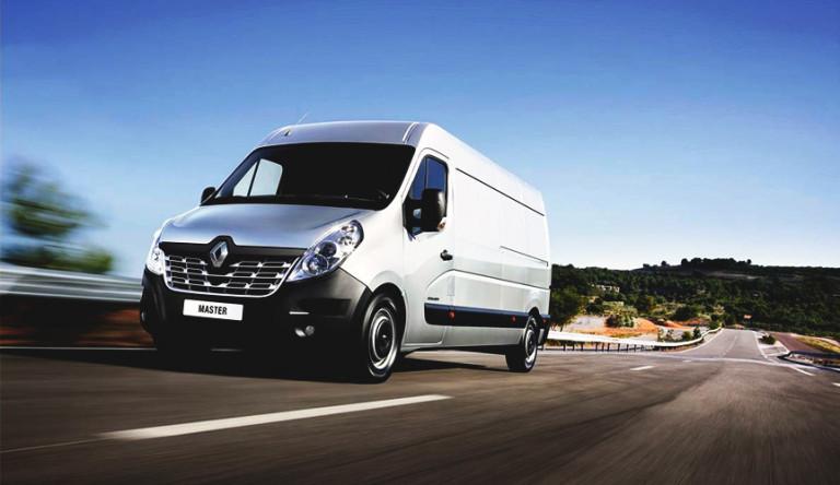Компания Renault отзывает фургоны Master