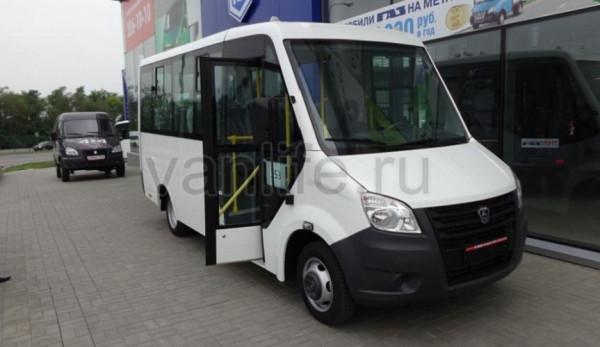 Технические характеристики Газель-NEXT пассажирская маршрутка – «автобус» современного класса