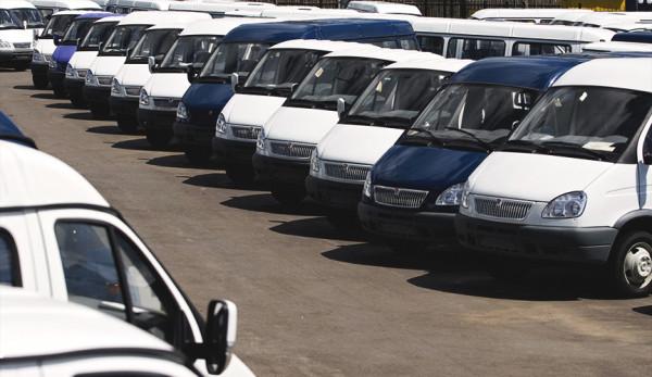В российском парке LCV преобладают машины возрастом более 10 лет