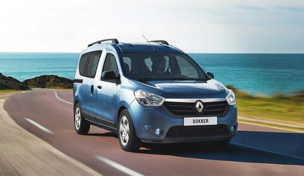 Фургон Renault Dokker стал дороже на 20 тысяч рублей