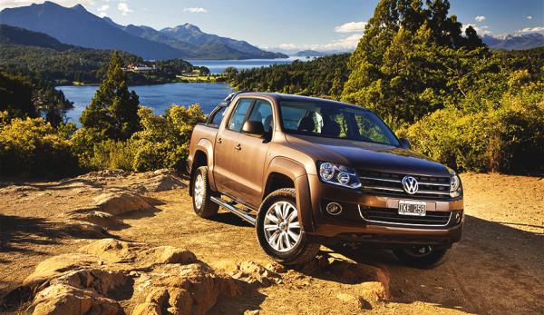 Пикап Volkswagen Amarok обзавёлся более мощной версией