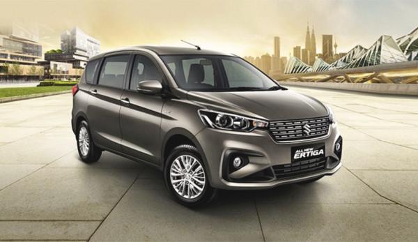 Компания Suzuki готовится к премьере нового компактвэна Ertiga