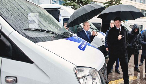 Горьковский автозавод и «Ростелеком» подписали соглашение о стратегическом партнерстве