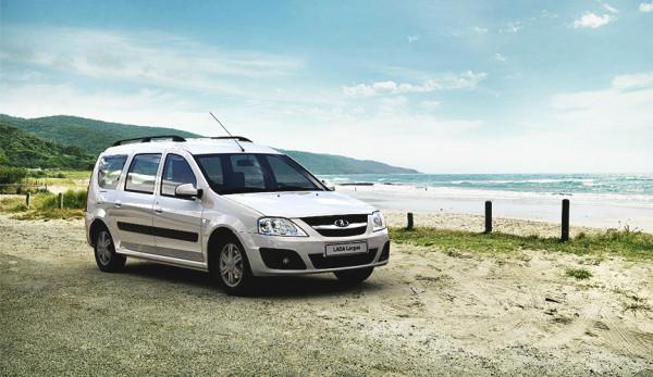 LADA Largus назвали лучшим автомобилем для российских дачников