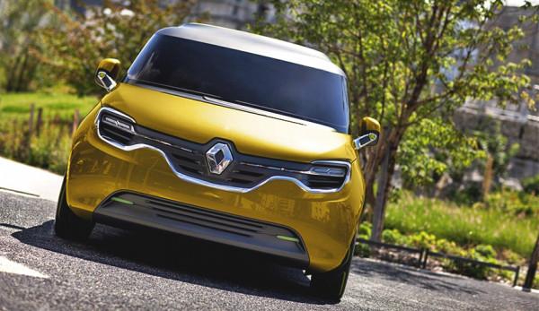 Новинка от французов - усовершенствованный Renault Kangoo 2019