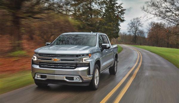 Компания Chevrolet представила подробности о пикапе Silverado нового поколения