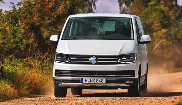 Volkswagen и Apple выпустят автономную версию Transporter