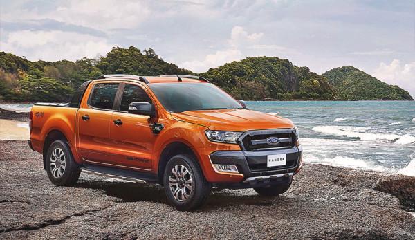 Компания Ford озвучила цены на обновлённый пикап Ranger 2019