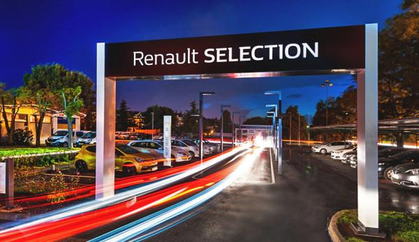 Программа автомобилей с пробегом Renault Selection демонстрирует уверенные темпы роста