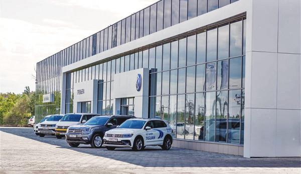 Компания Volkswagen открыла цифровой шоу-рум в Самарской области