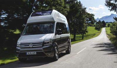 Самый большой кемпер VW California XXL будет запущен в производство