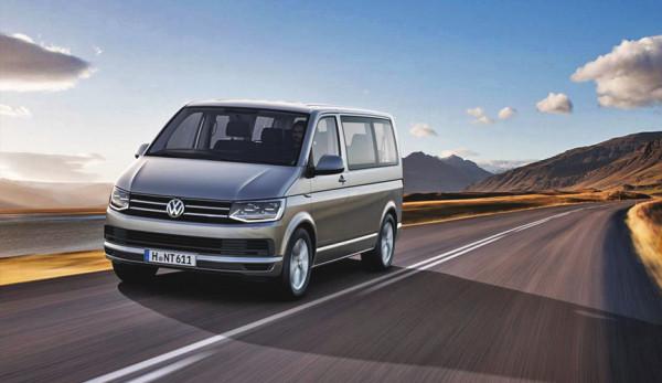 Статистика продаж LCV марки Volkswagen в июне