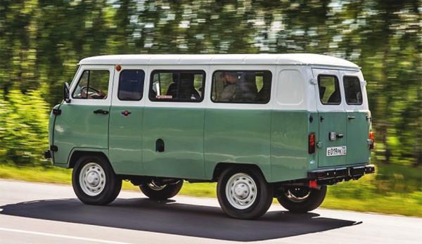 УАЗ представит спецверсию модели «Буханка»