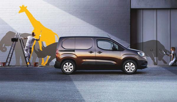 Статистика продаж LCV-моделей Группы PSA за первые 6 месяцев года