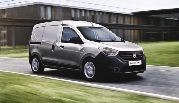 Фургон Renault Dokker стал дороже
