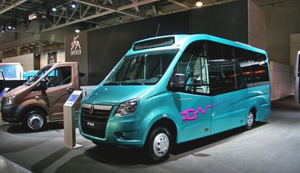 Группа ГАЗ представит беспилотные автомобили на выставке ММАС-2018