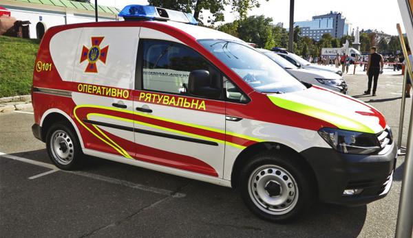 В Украине появился самый необычный Volkswagen Caddy