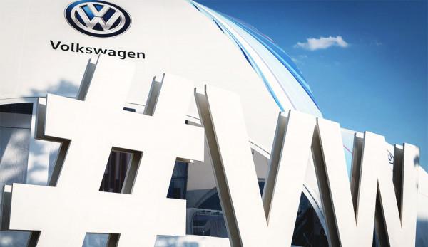 Коммерческие новинки от Volkswagen на ММАС-2018