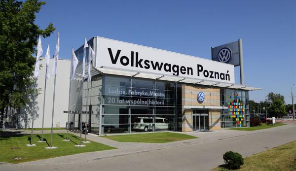 25-летие завода Volkswagen в г. Познань