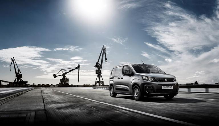 Peugeot Partner: Победитель Международной Премии International Van Of The Year 2019 Года