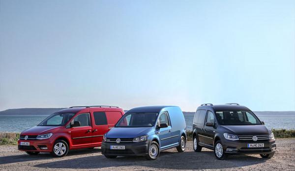 Марка Volkswagen Коммерческие автомобили реализовала на мировом рынке 336 000 транспортных средств