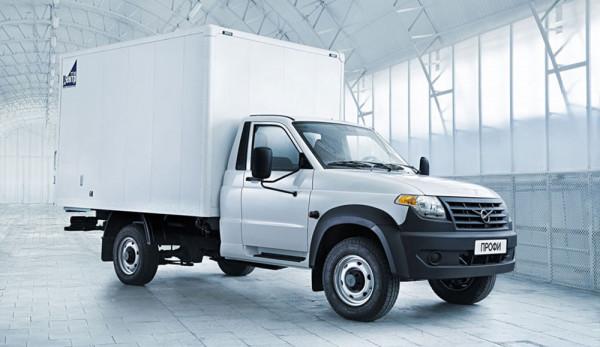 Фургон и авторефрижератор УАЗ «Профи» поступили в продажу