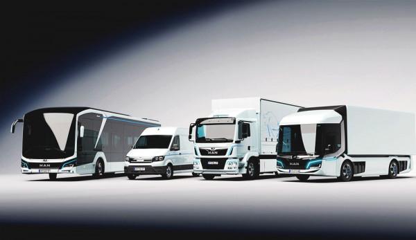 Компания MAN на выставке коммерческого транспорта IAA-2018