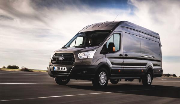 Ford Transit занимает первое место на рынке LCV-иномарок