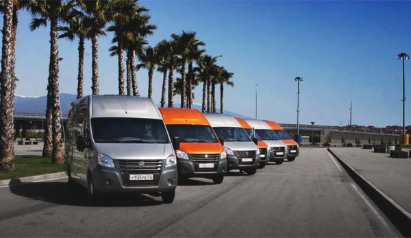 Российский рынок LCV в сентябре выпал из пятерки европейских лидеров