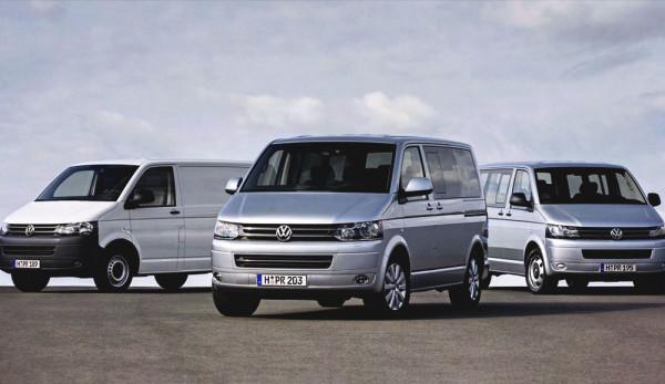 Продажи марки Volkswagen Коммерческие автомобили в октябре 2018 года