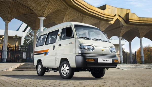 Компания GM Uzbekistan увеличит выпуск коммерческих моделей Damas и Labo в 2019 году