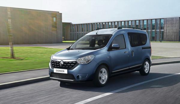 Renault Dokker возглавил продажи французской марки на рынке LCV