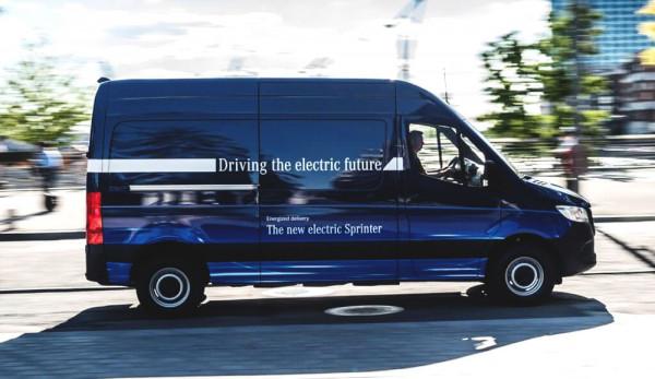 Tesla и Mercedes-Benz займутся производством электрических микроавтобусов