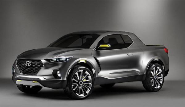 Hyundai и Kia готовятся к выпуску пикапов