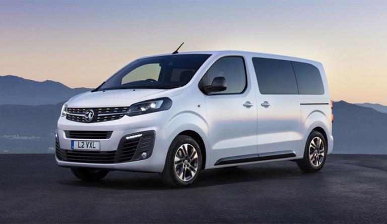 Opel представил абсолютно новый Vivaro Life