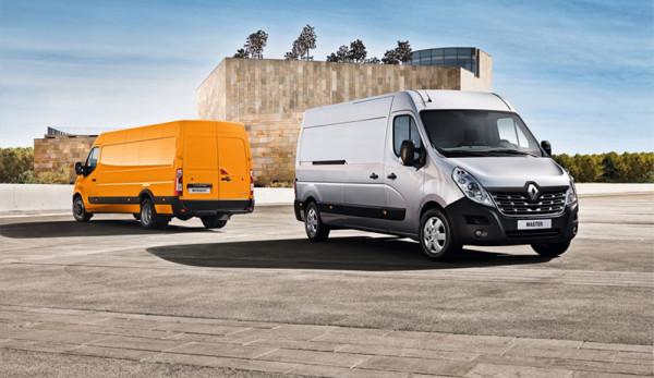 Renault Россия открывает заказы новых версий фургона Renault Master 2019