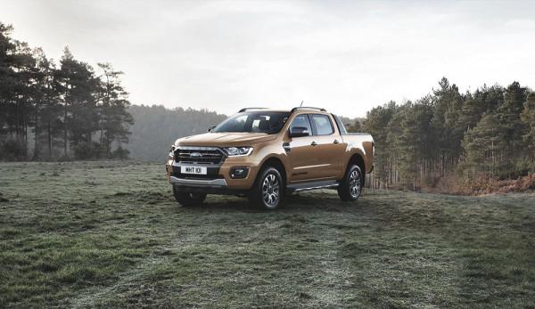 Видео: новый Ford Ranger буксирует 20 автоприцепов