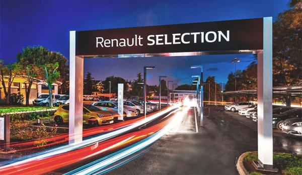 Результаты программы автомобилей c пробегом Renault Selection