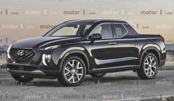 Hyundai наладит выпуск пикапа в США